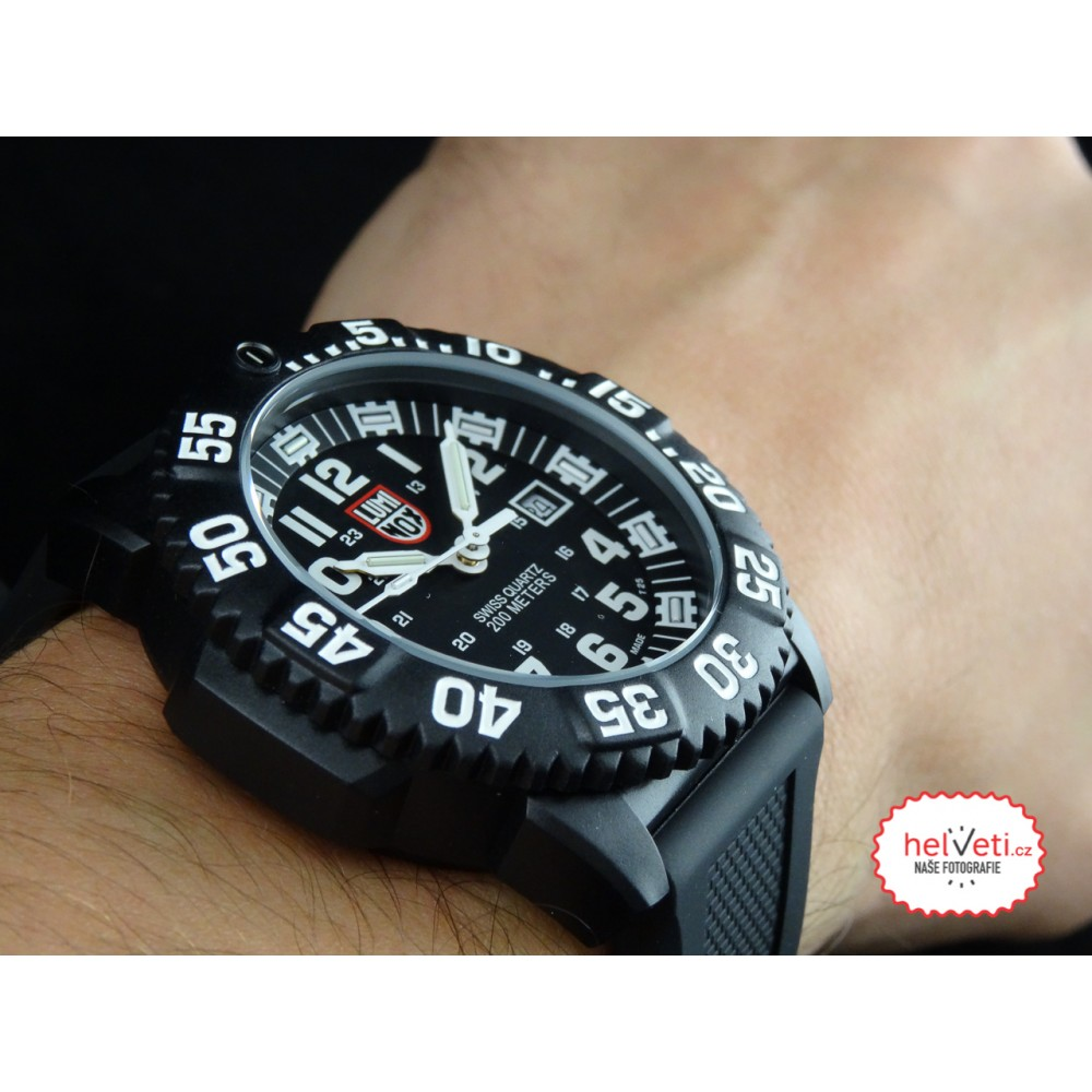 Luminox 3051 | Luminox Blackout Watches | Luminox 3050 Series