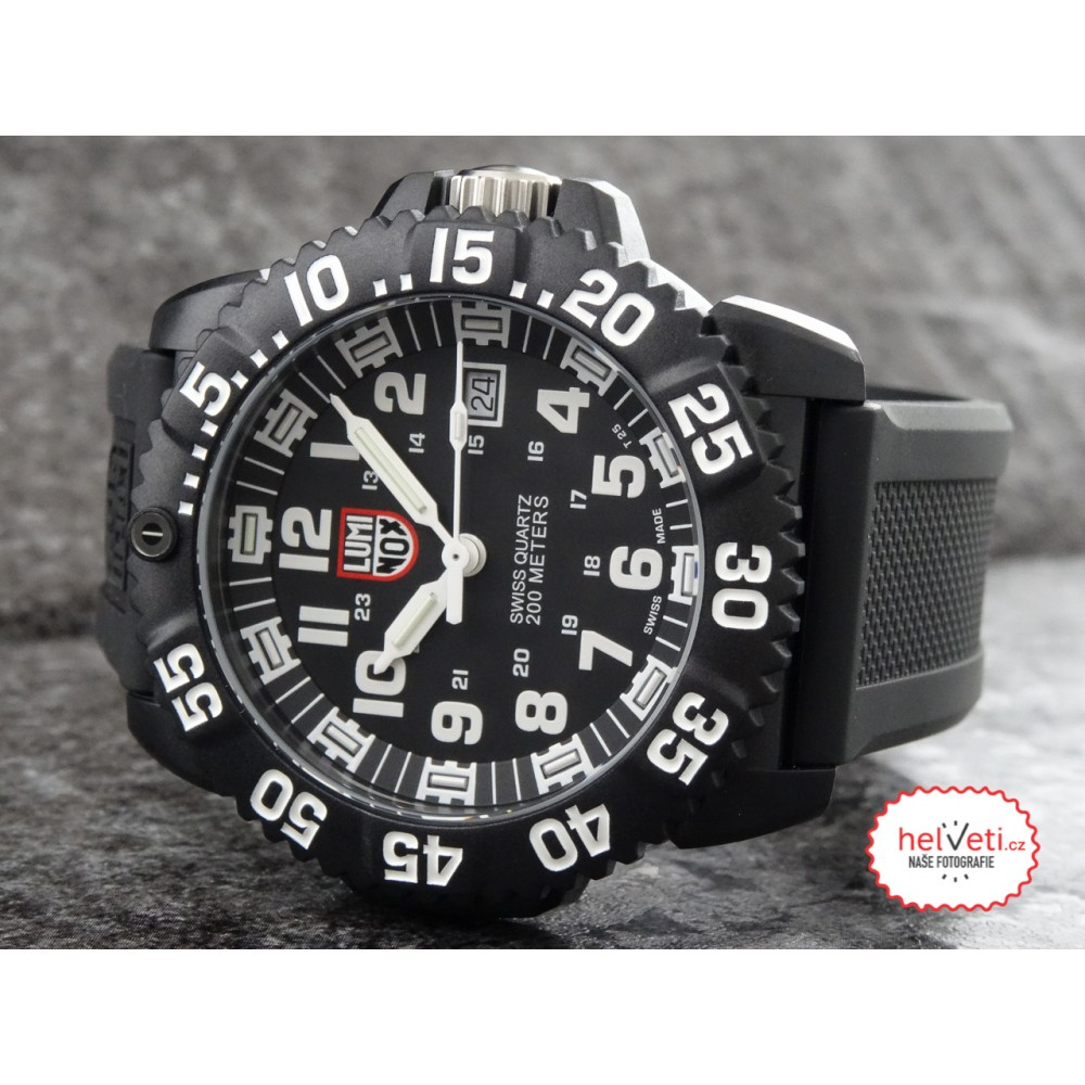 Luminox 3051 | Luminox Diver | Luminox Navy Seal Watches