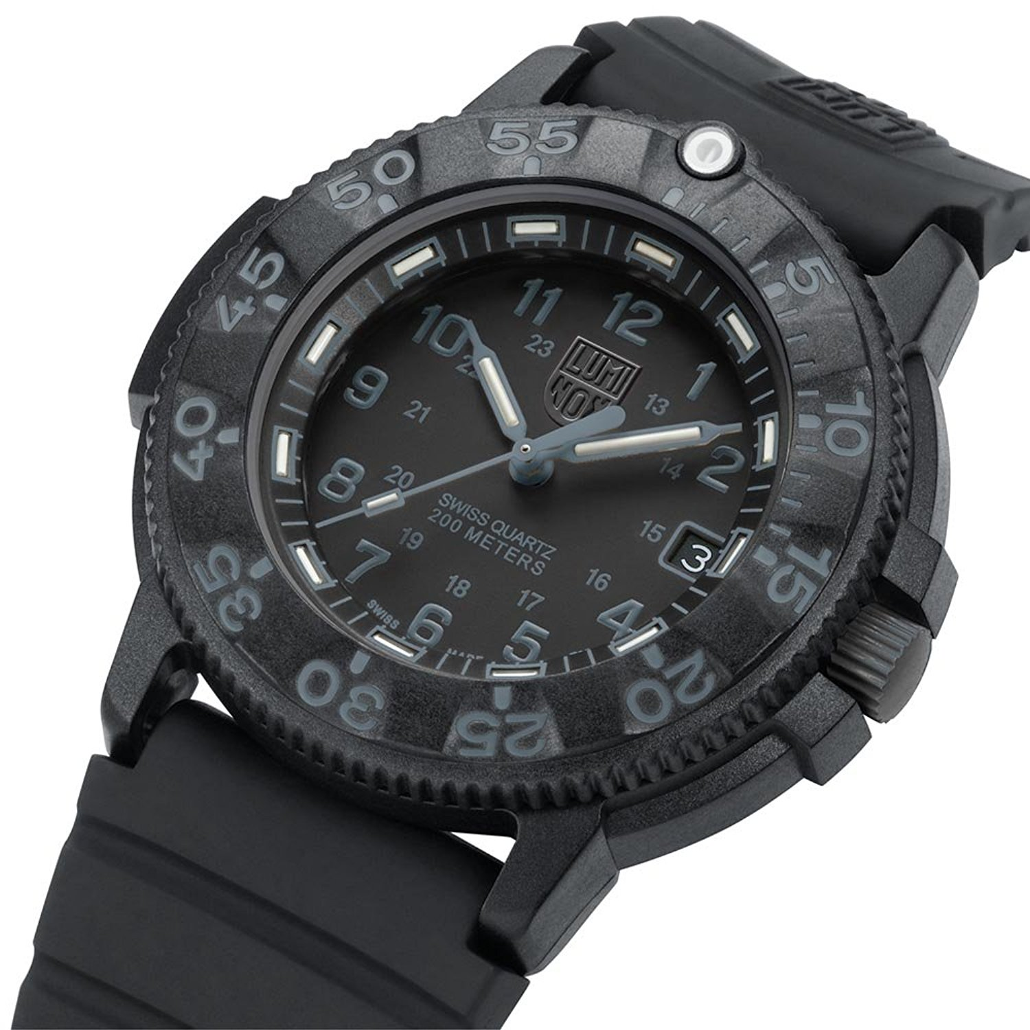 Luminox 3051 | Luminox Navy Seal Dive Watch | Luminox Watch 3051