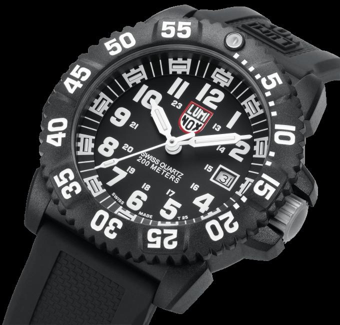 Luminox 3051   Luminox Watches Navy Seal   Luminox Sapphire Crystal