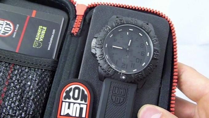 Luminox Colormark Blackout   Luminox Watch Price   Luminox 3051