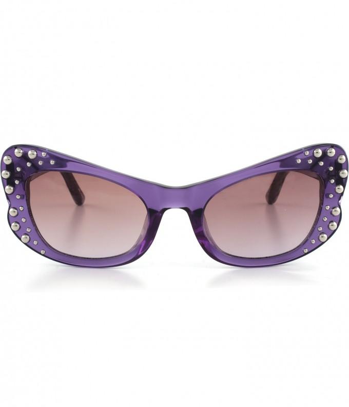 Luxe Eyeglasses | Linda Farrow Sunglasses | Linda Farrow Mickey Mouse Sunglasses