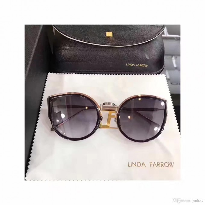 Luxury Aviator Sunglasses | Linda Farrow Sunglasses | Lindafarrow