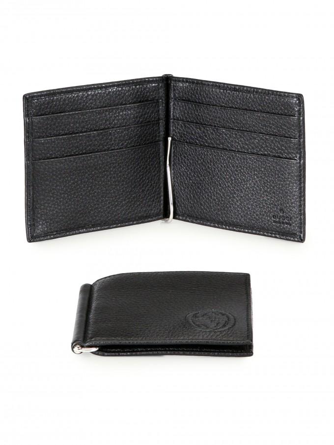 Luxury Mens Wallets | Gucci Money Clip | Bally Money Clip