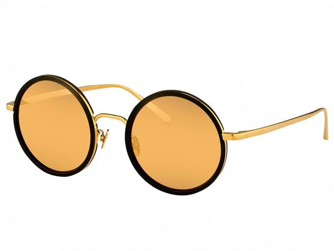 Luxury Optical Frames | Linda Farrow Aviator | Linda Farrow Sunglasses