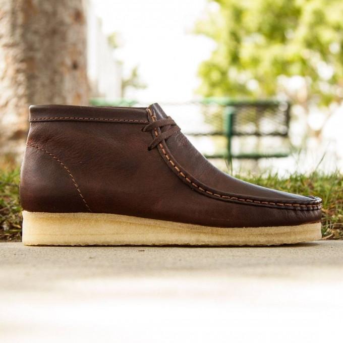 Macy Men Shoes | Black Wallabees | Clarks Wallabees Men