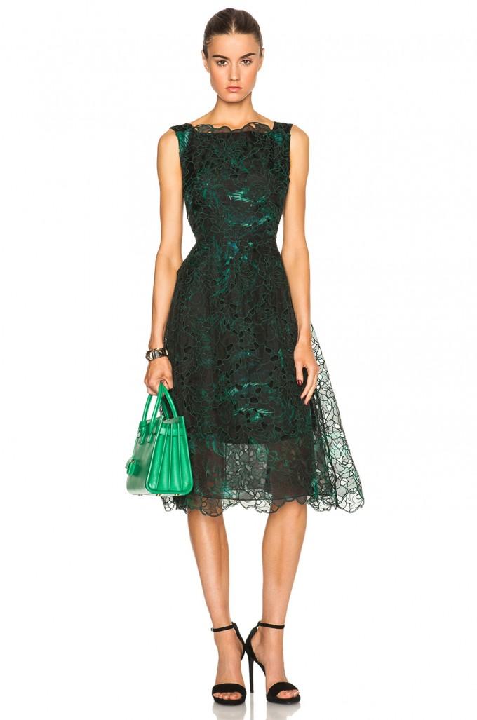 Magnificent Erdem Dress | Fascinating Erdem Scarves