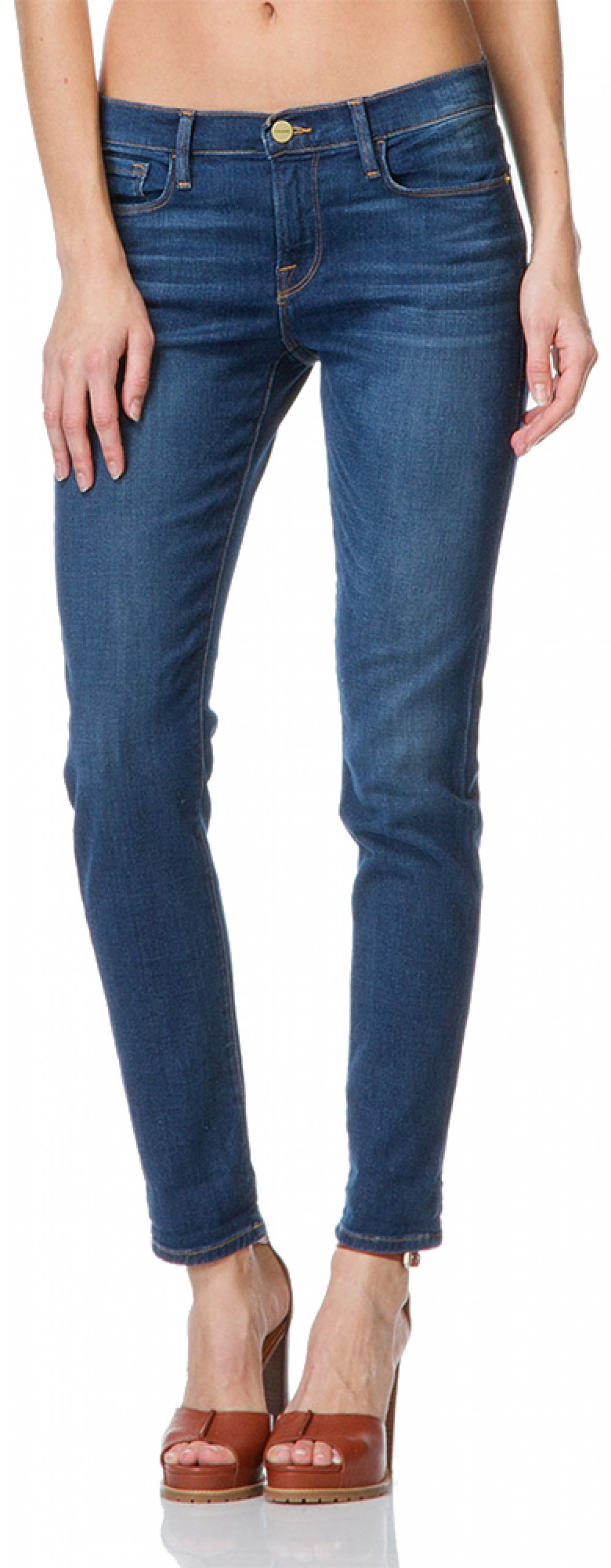 Magnificent Frame Denim Le Garcon | Engaging Frame Denim Le Skinny