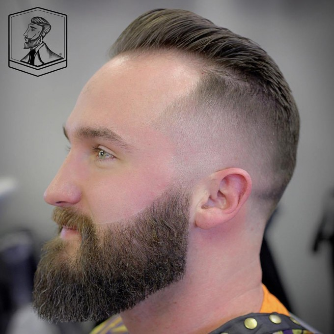Male Haircut Styles   Haircuts For Receding Hairlines   Nice Hairline