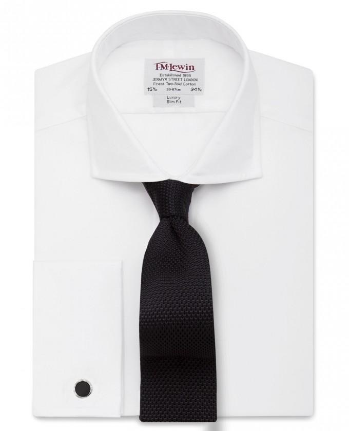 Mandarin Collar Dress Shirts | Collared Dress Shirt | Cutaway Collar