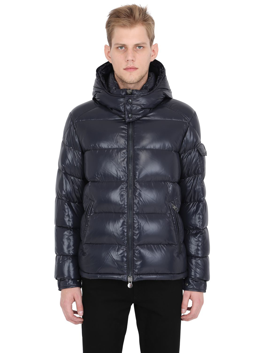 Marvellous Moncler Maya | Cute Balmain Leather Jacket for Men