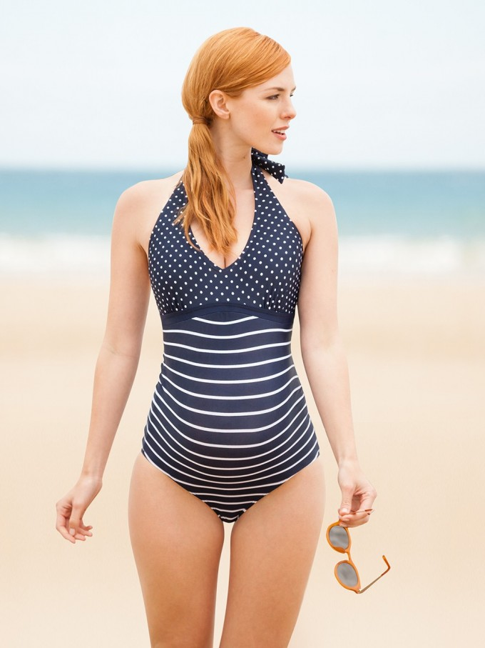 Maternity Swimsuit | Maternity Bathing Suit | Kohls Maternity Swim