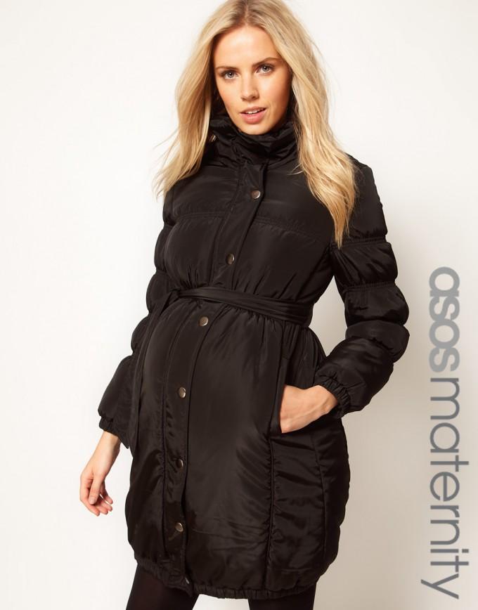 Maternity Winter Jacket | Maternity Jackets | Liz Lange Maternity Jacket