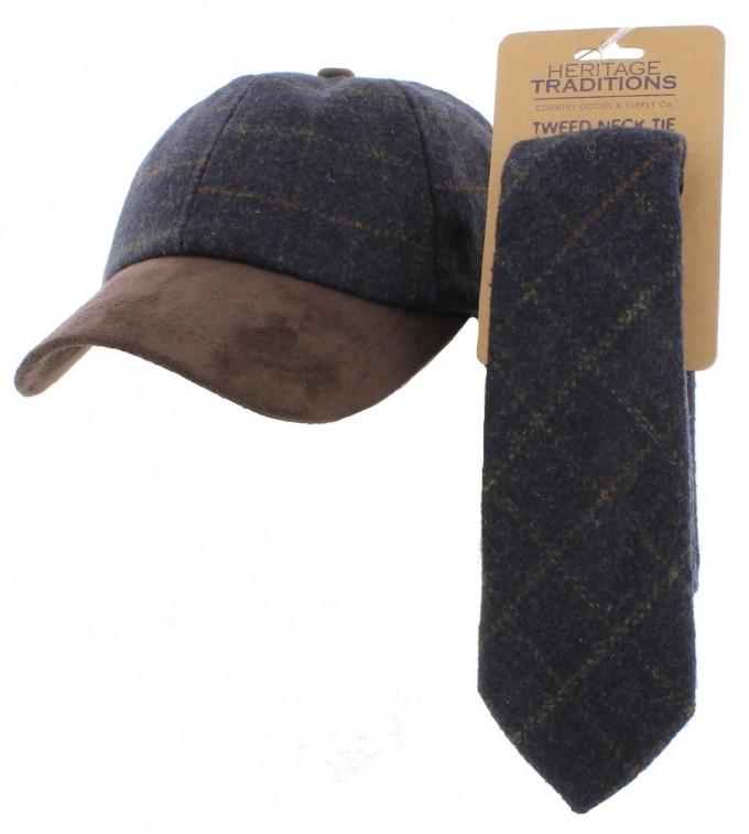 Mens Baseball Cap | Wool Baseball Cap | Non Adjustable Baseball Cap