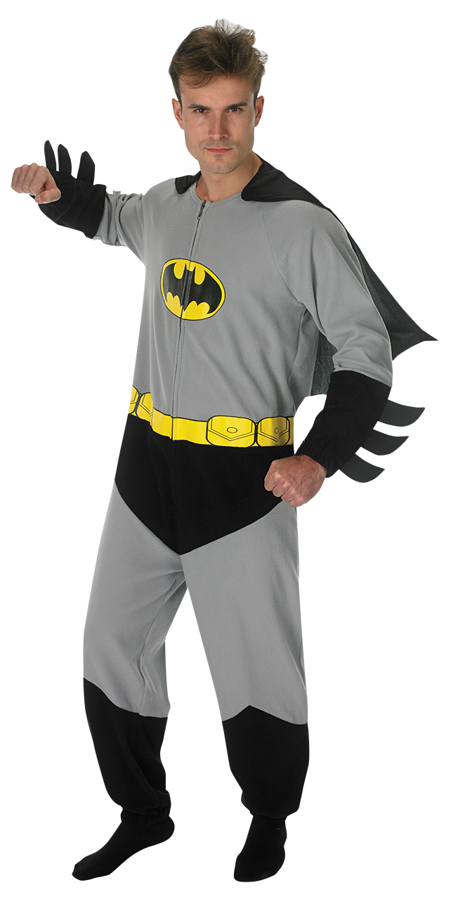 Mens Batman Onesies | Batman Womens Onesie | Batman Onesie