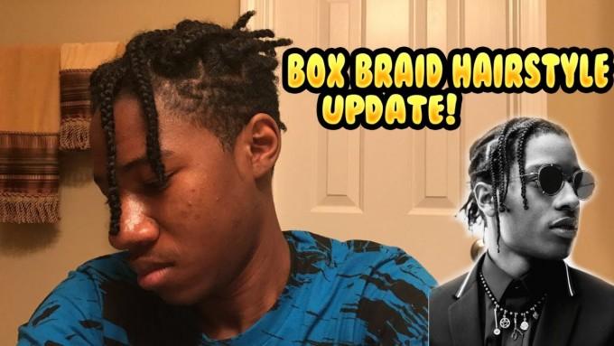Mens Braids Designs | Asap Rocky Braids | Hair Braiding For Men