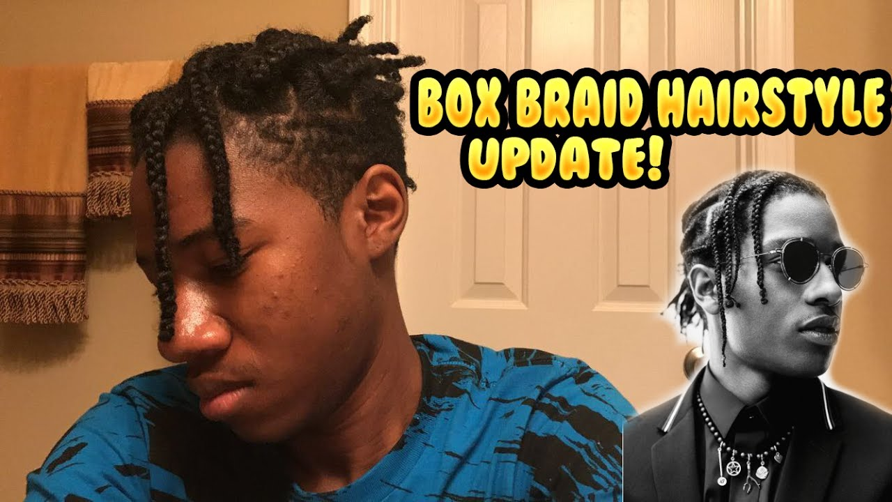 Mens Braids Designs | Asap Rocky Braids | Hair Braiding for Men