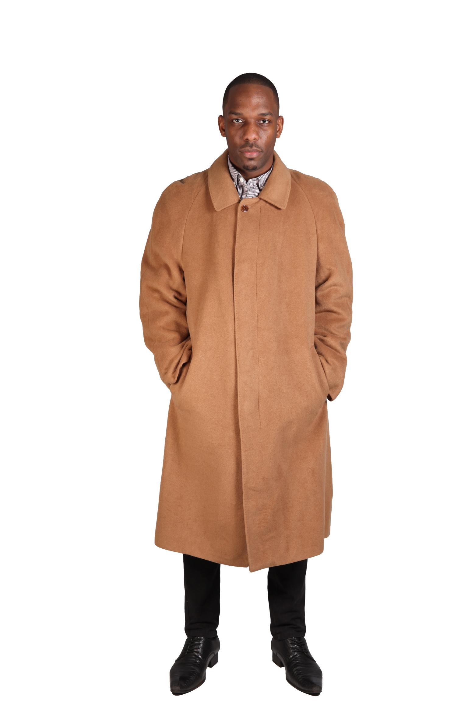 Mens Brown Overcoat | Mens Harris Tweed Overcoat | Mens Overcoats