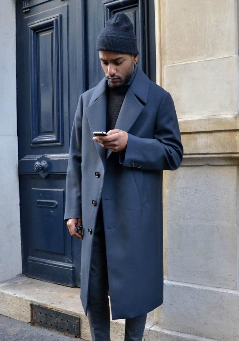 Mens Cashmere Overcoats | Mens Overcoats | Full Length Overcoats for Men