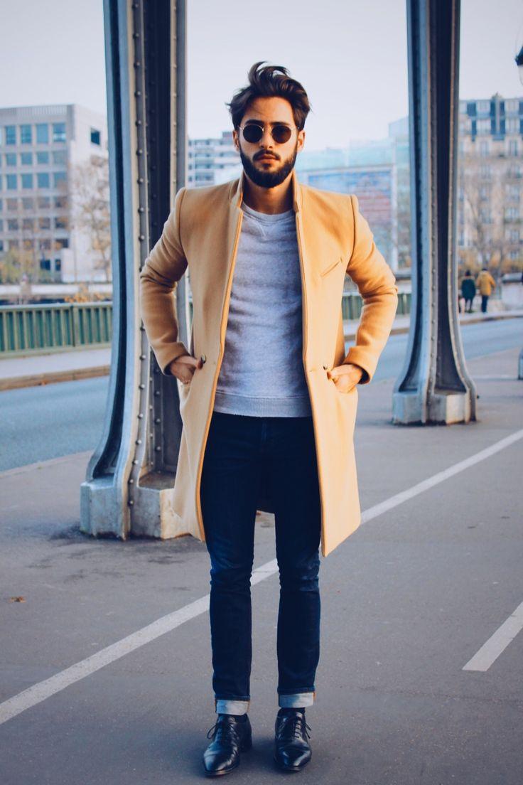 Mens Crombie Overcoats | Mens Overcoats | Chesterfield Coat Mens