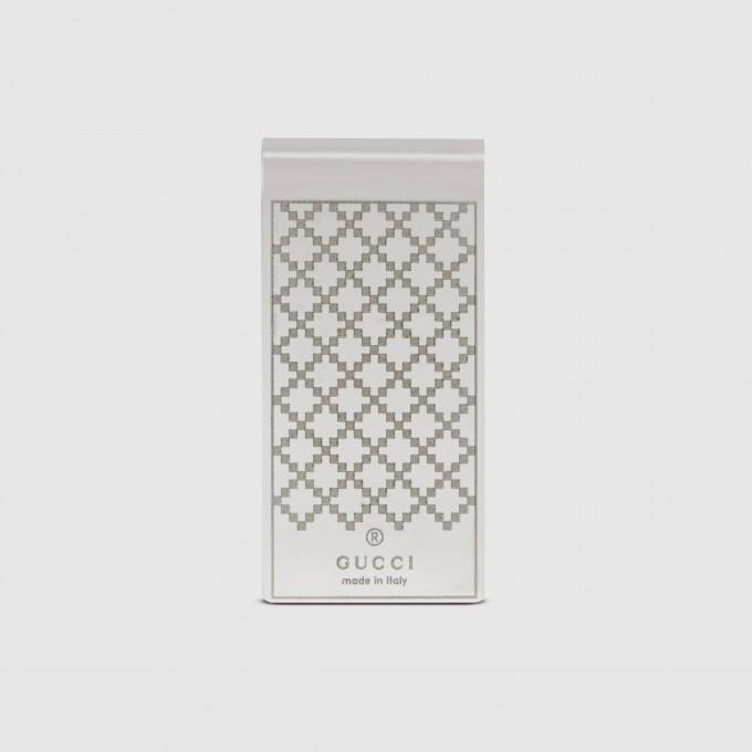 Mens Designer Leather Wallets | Gucci Money Clip | Gucci Money Clip Wallet