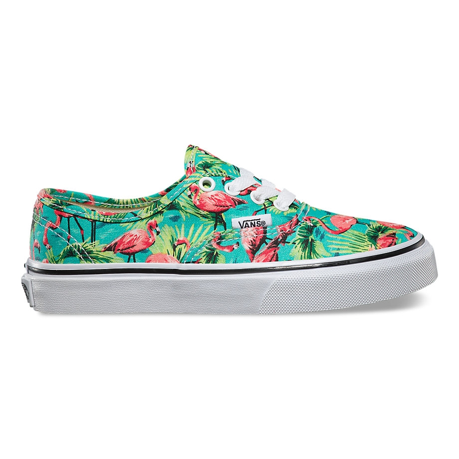 Mens Grey Vans Shoes | Flamingo Vans | Vans Mens