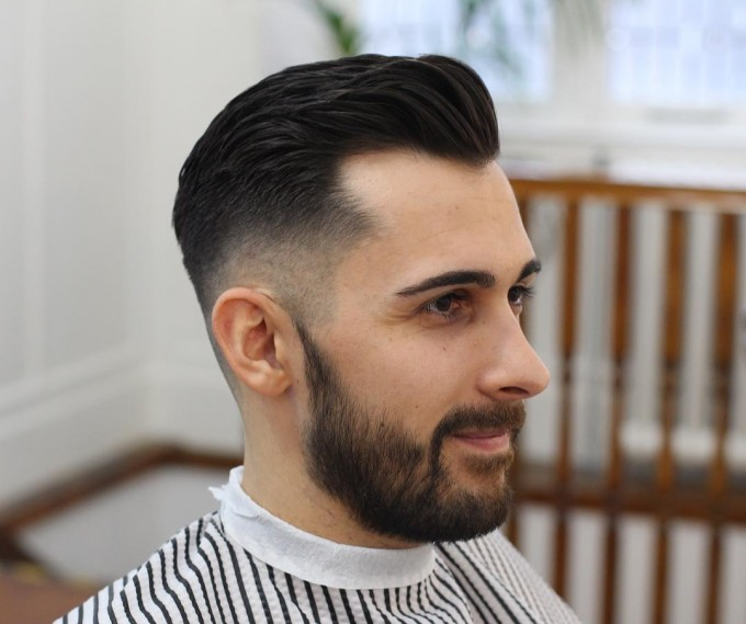 Mens Haircuts For Thinning Hair | How To Style Thinning Hair | Haircuts For Receding Hairlines