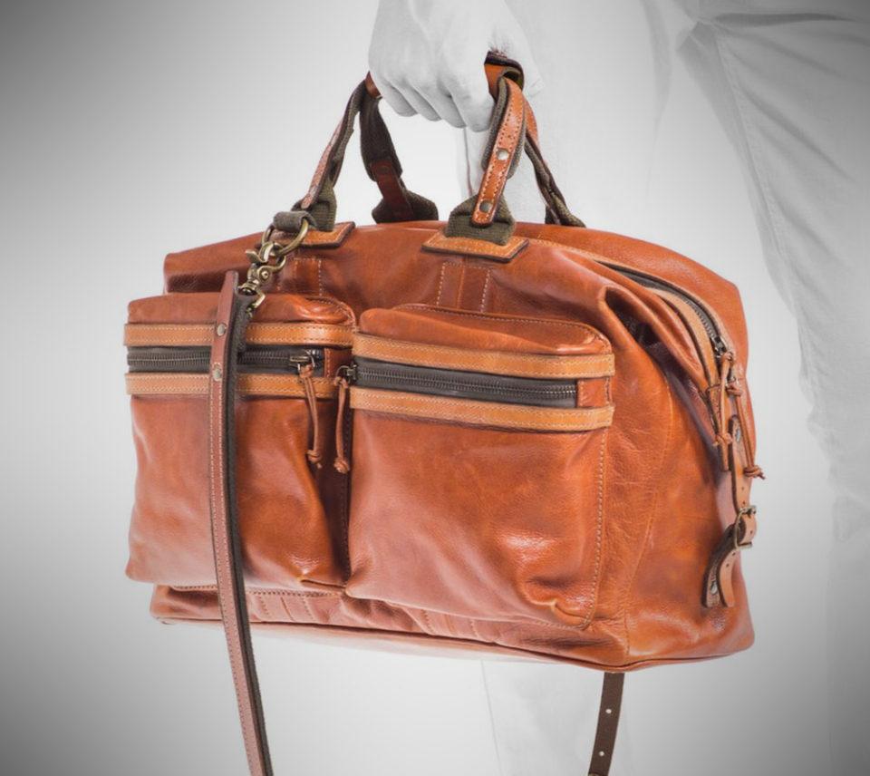 Mens Large Duffle Bags | Weekender Bag for Men | Girls Duffle Bag