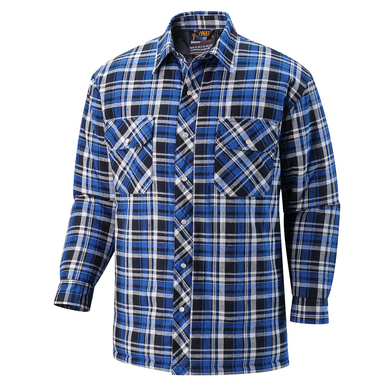 Mens Lined Flannel Shirts | Womens Quilted Flannel Shirt | Quilted Flannel Shirt