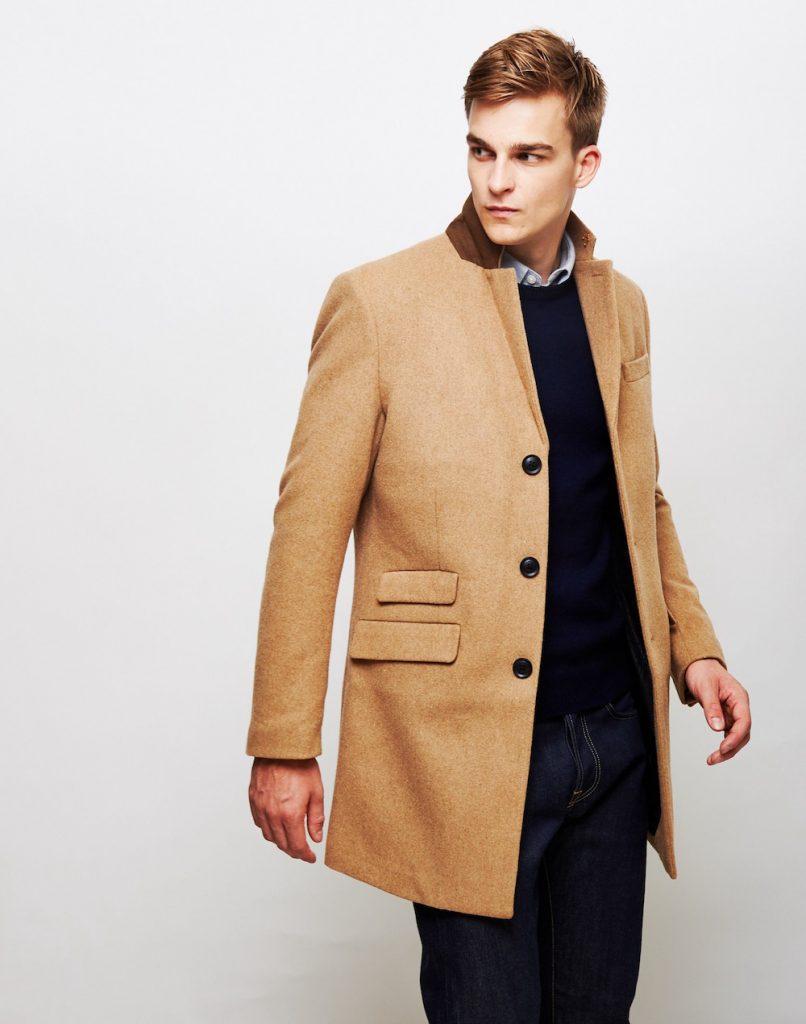 Mens Overcoats | Classic Mens Overcoat | Designer Mens Overcoats