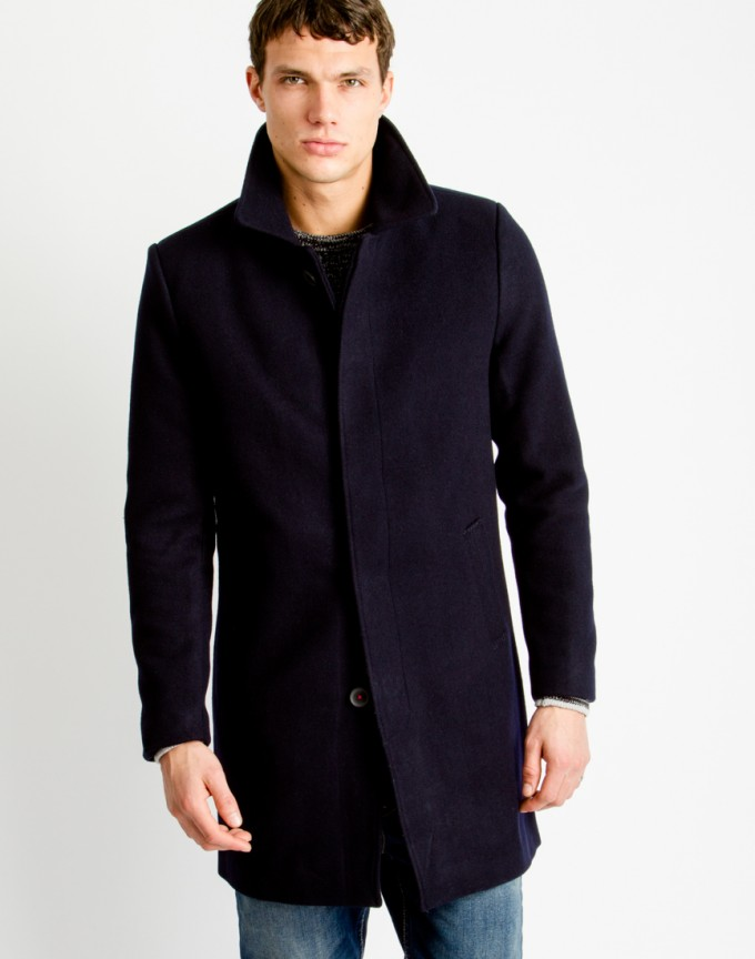 Mens Overcoats | Double Breasted Coat Mens | Mens Designer Overcoats