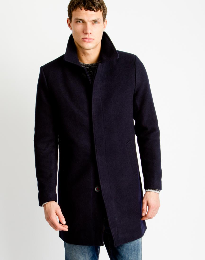 Mens Overcoats | Double Breasted Coat Mens | Mens Designer Overcoats