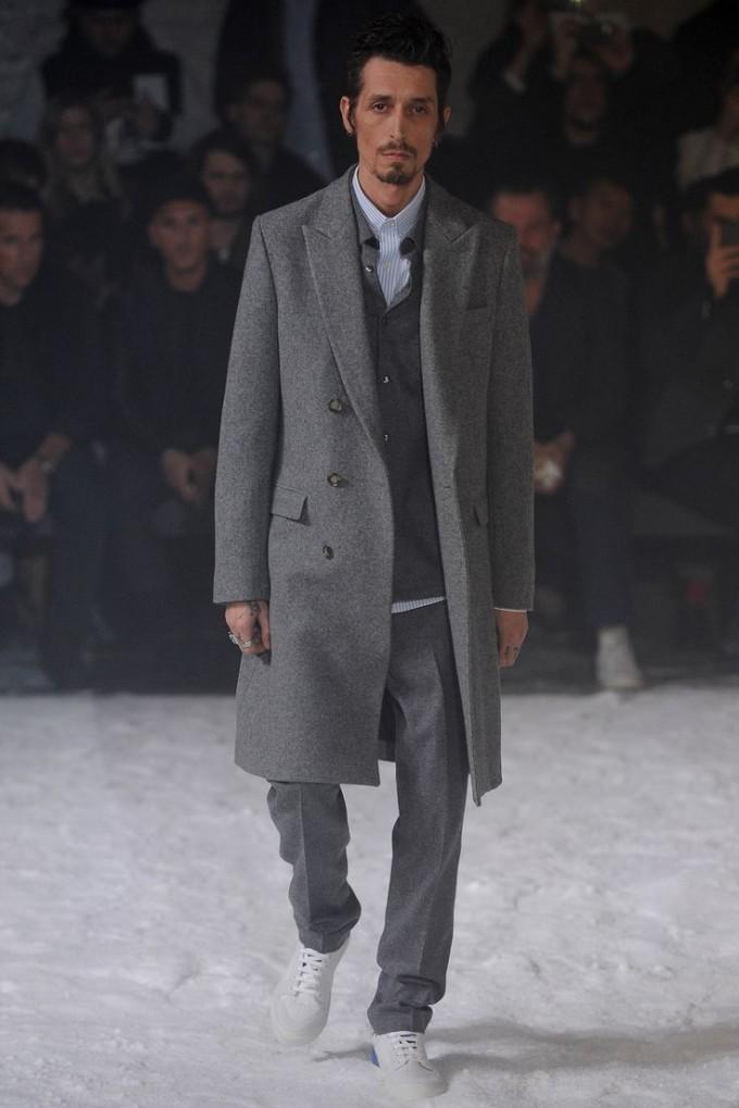 Mens Overcoats | Khaki Coat Mens | Slim Fit Trench Coat