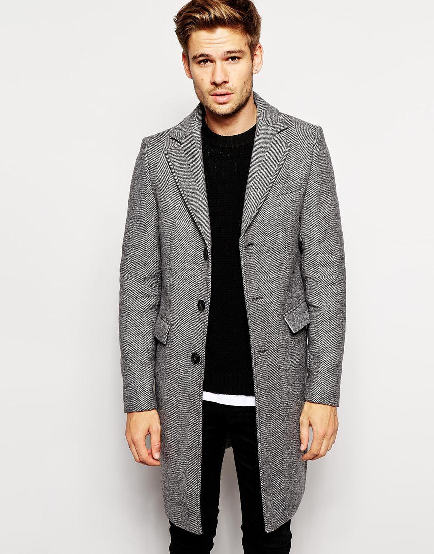 Mens Overcoats | Mens Raincoat Trench | Ralph Lauren Mens Overcoat