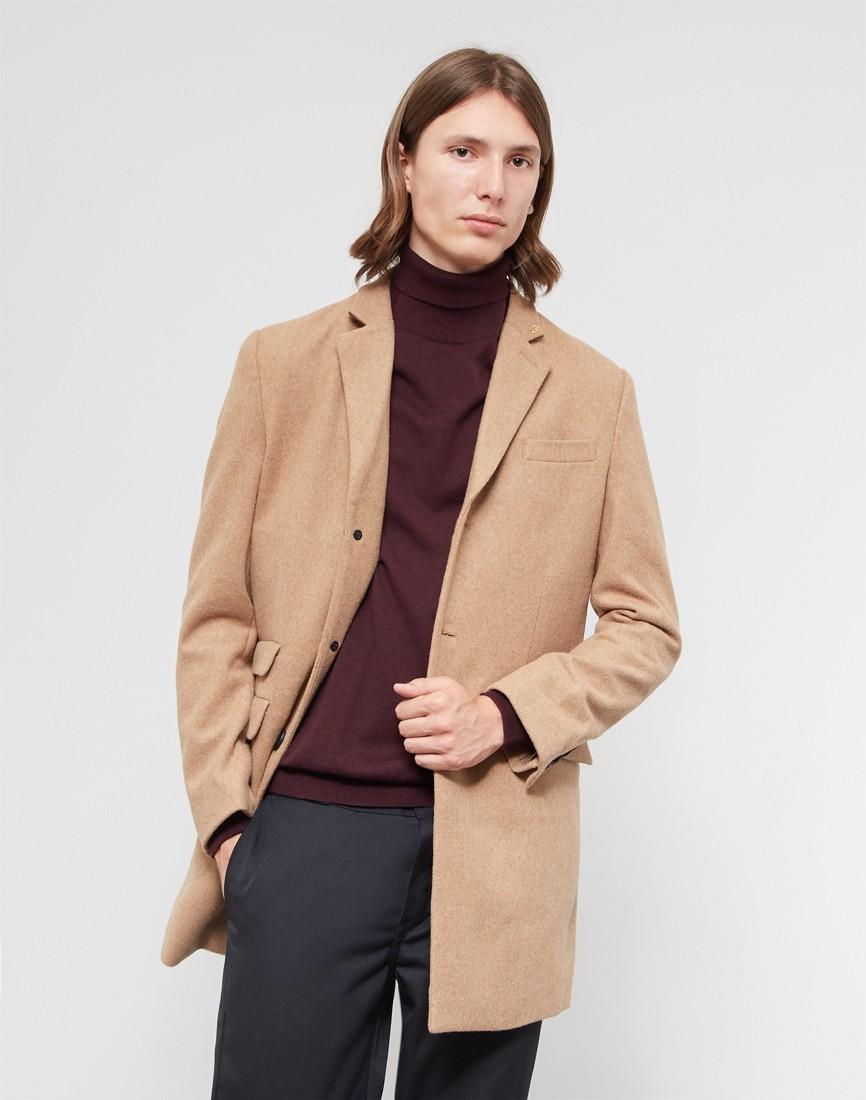 Mens Overcoats | Overcoats for Men Sale | Mens Long Tweed Overcoat