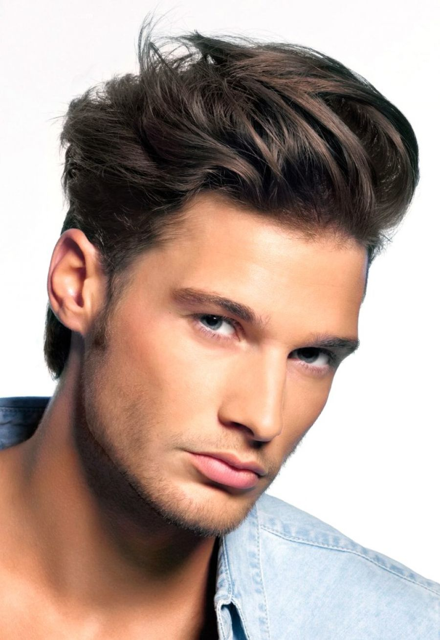 Mens Parted Hair Styles | Buy Toupee | Mens Quiff