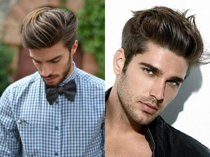 Mens Quiff | Pompadour Hairstyles | Buy Toupee