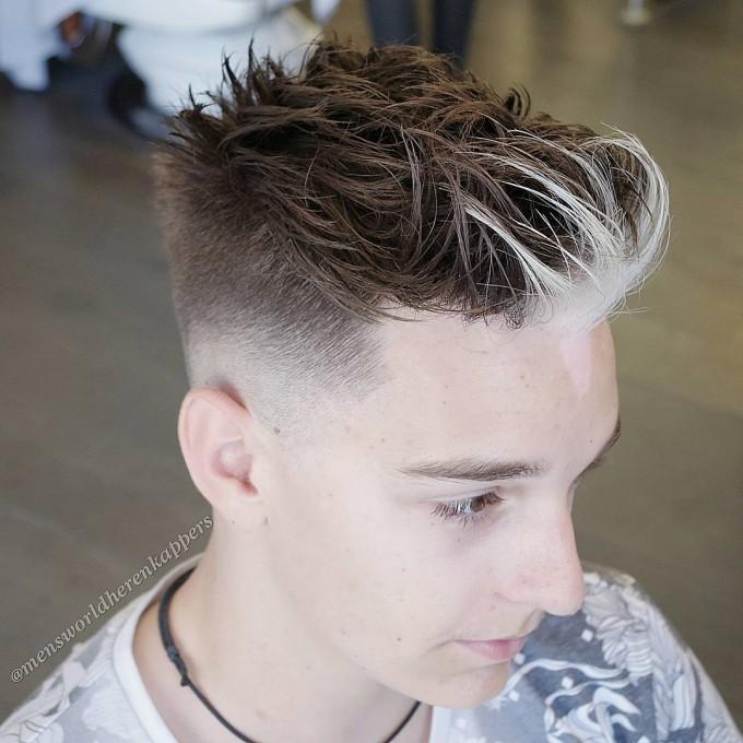 Mens Quiff | Quiff Hairstyle Tutorial | Quiff Comb