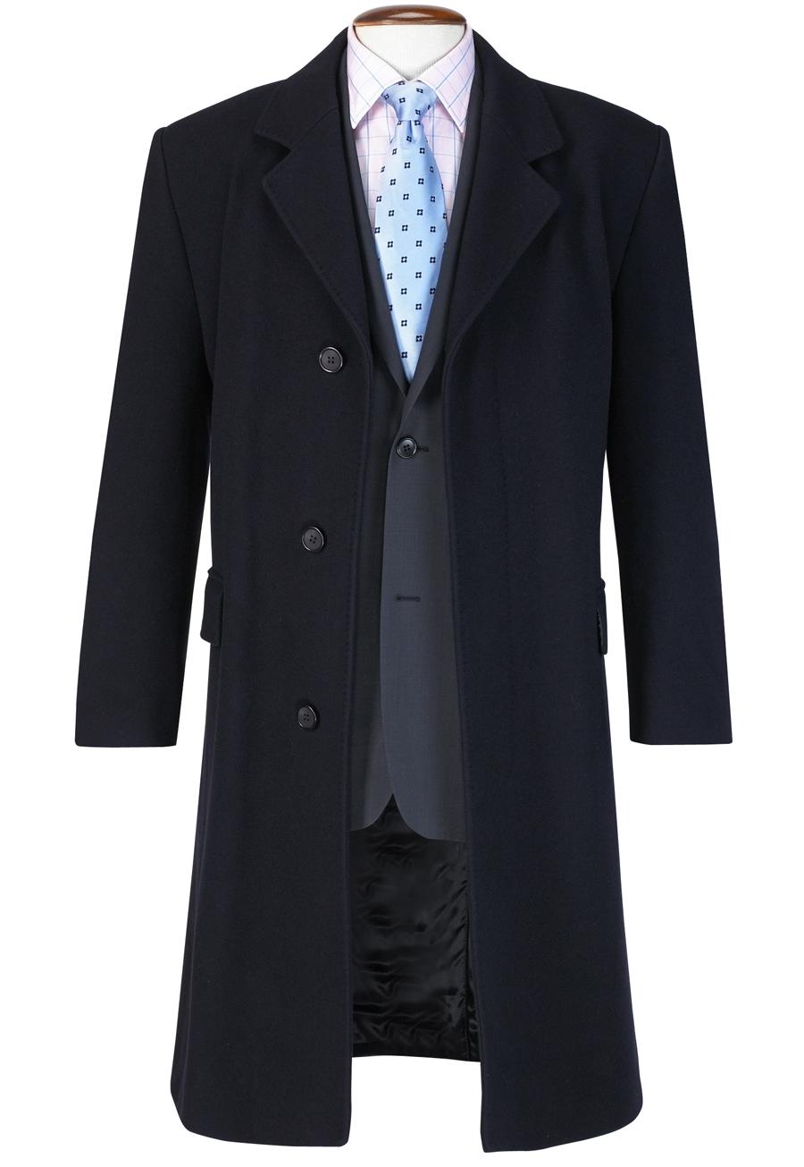 Mens Topcoats | Mens Overcoats | Long Trench Coat Men