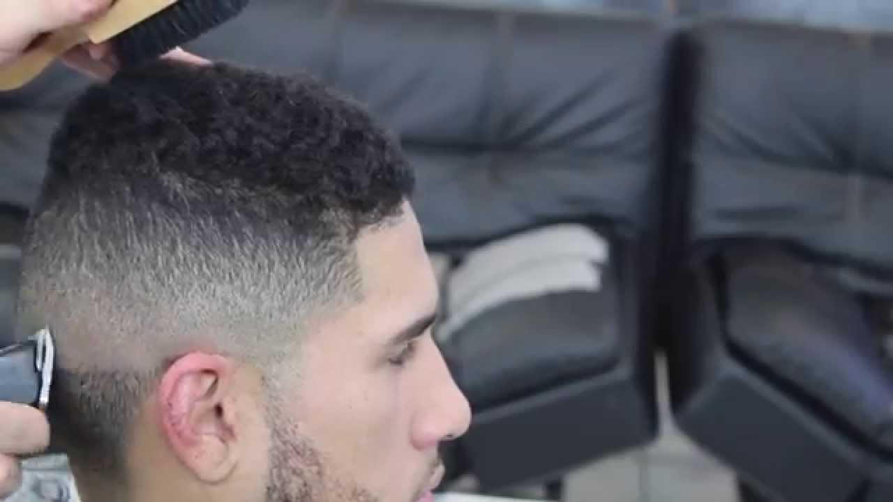 Mens Undercut Fade   Bald Fade   4 3 2 Fade Haircut
