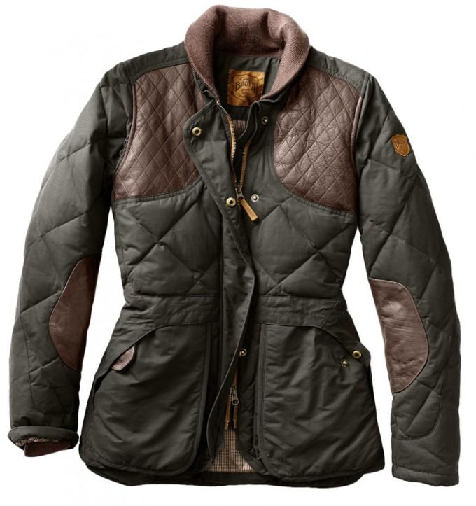 Mens Waxed Cotton Field Jacket | Orvis Heritage Field Coat | British Waxed Jackets