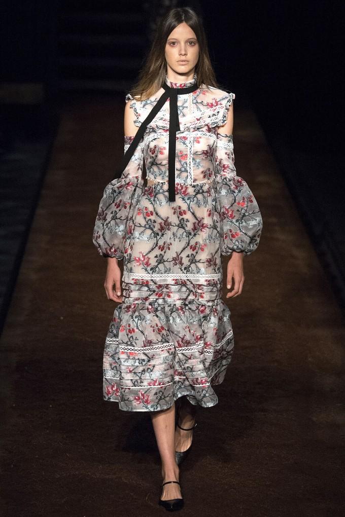 Mesmerizing Erdem Dress Idea | Sophisticated Erdem London