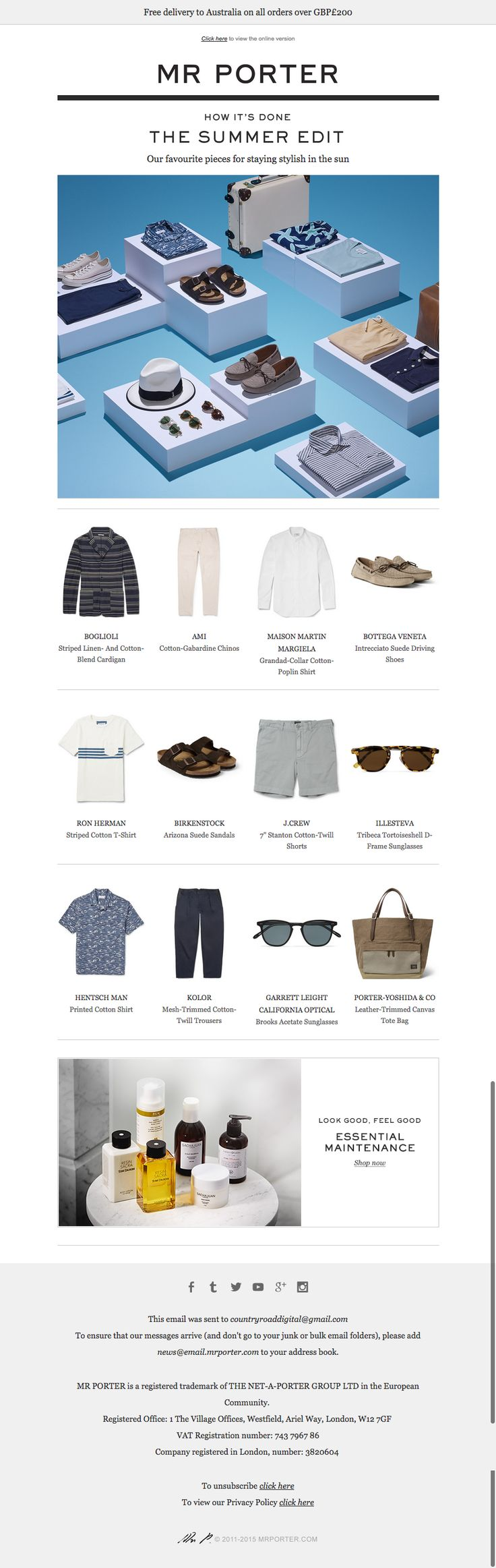 Mr Porter Promo Code | Gladys Porter Zoo | Tracy Porter Bedding