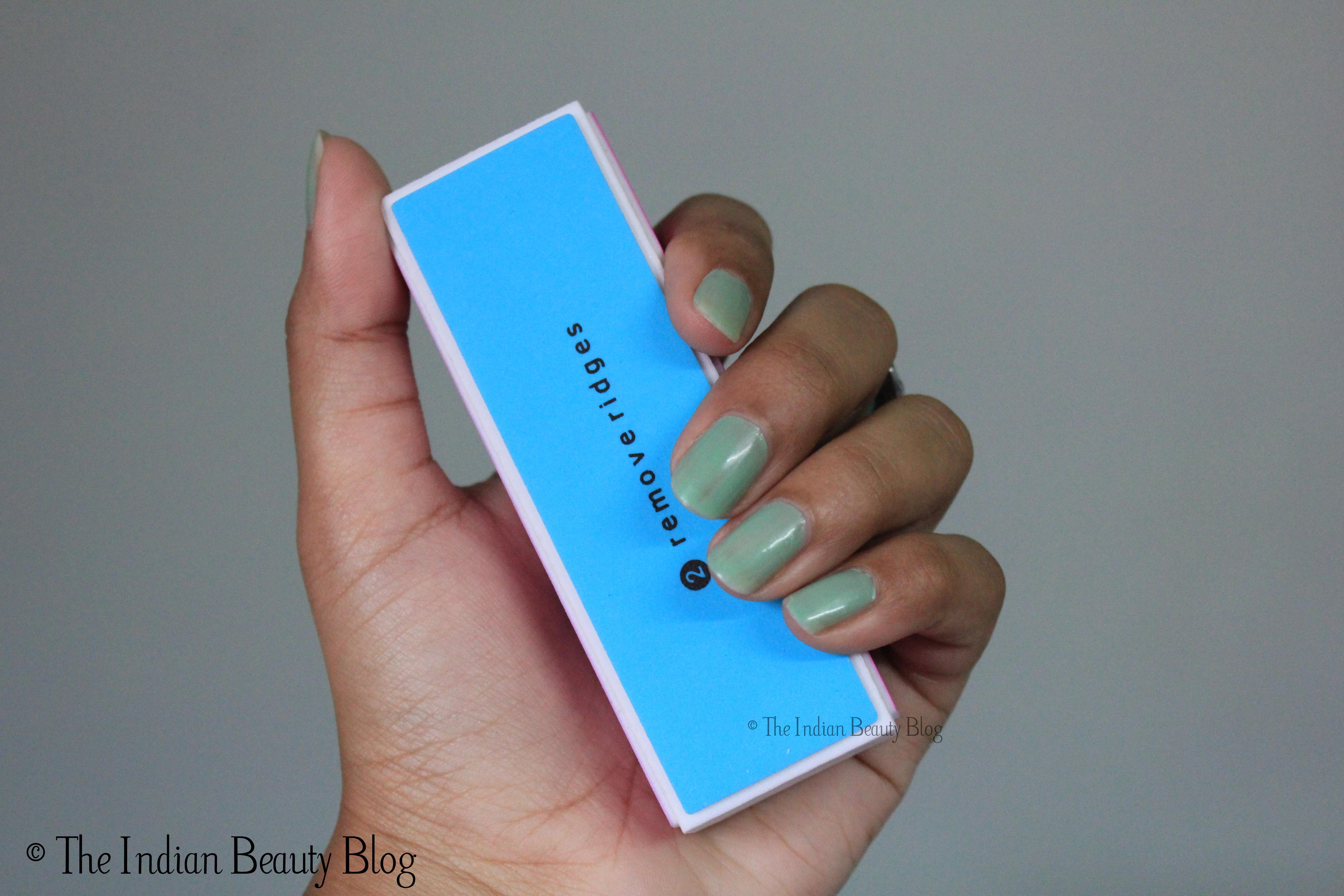 Nail Buffer Cream | Finger Nail Buffer | Nail Buffer