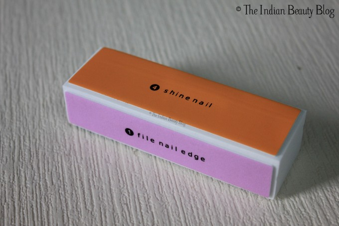 Nail Polisher Buffer | Nail Buffer | 4 Way Nail Buffer Block