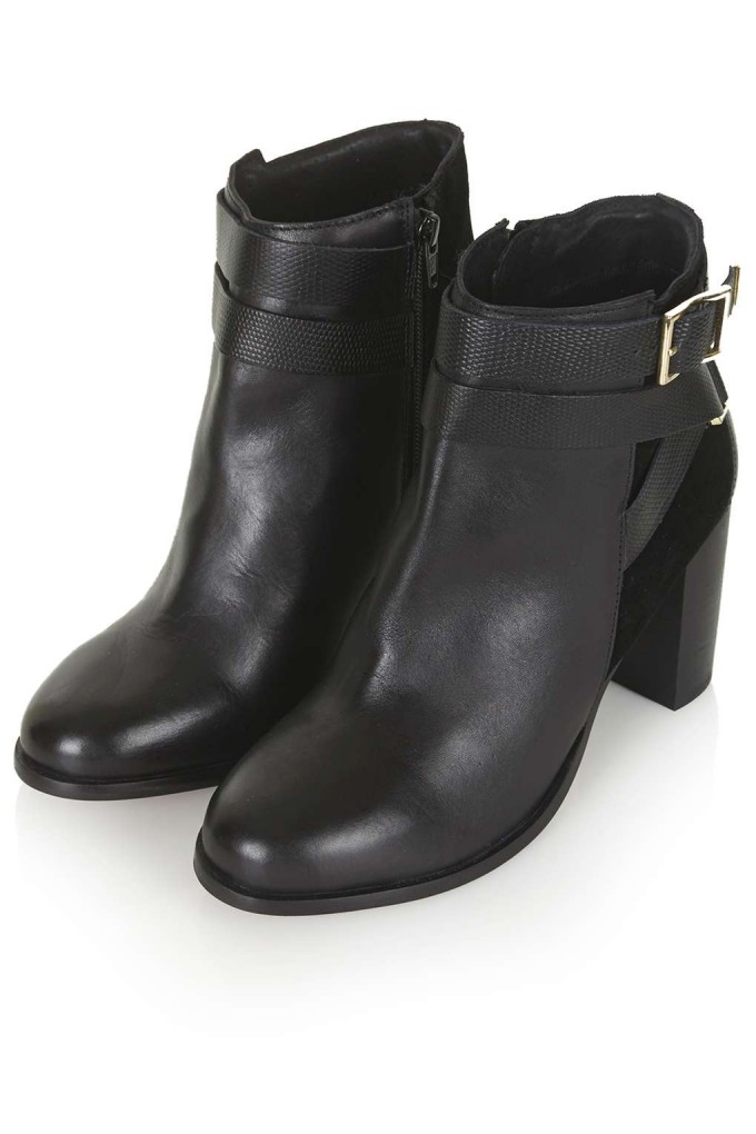 Navy Ankle Boots | Black Ankle Boots With Buckles | Kohls Boots Juniors