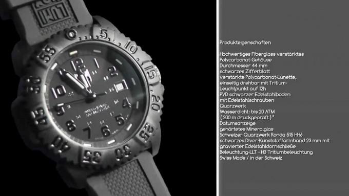 Navy Seals Watch Luminox   Luminox 3051   Luminox Ebay
