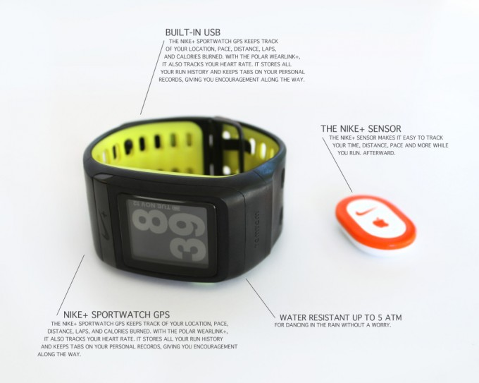 Nike+ Running Watch | Nike Ipod Nano | Nike Sensor