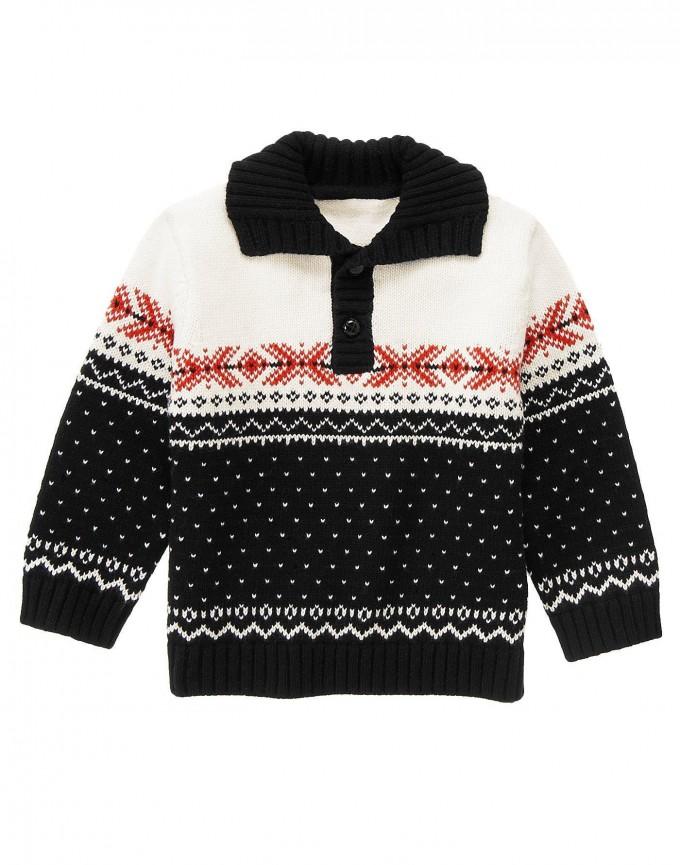Nordic Sweater | Fair Isle Sweater | Fair Isle Sweater Women