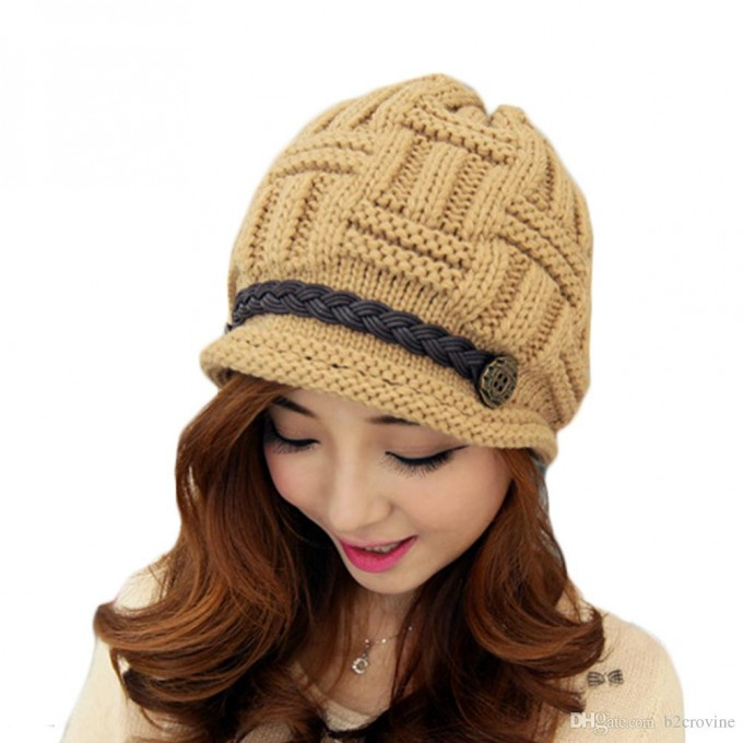 North Face Beanies | Beanie With Fur Pom | Beanie Hats For Women